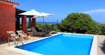 Holiday house in Sardinia