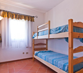 Three-roomed flat Fiordaliso